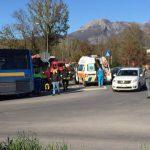 Lucca – româncă, mamă a 2 copii, zdrobită de un autobuz. A decedat pe loc.
